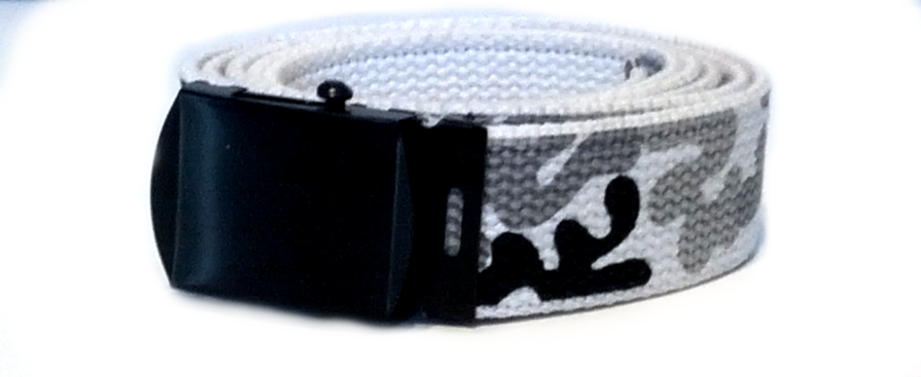 Us Army Urban Canvas Style Belt