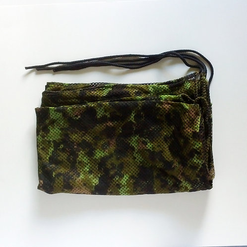 Swedish Army Surplus Digital Woodland Sniper Net