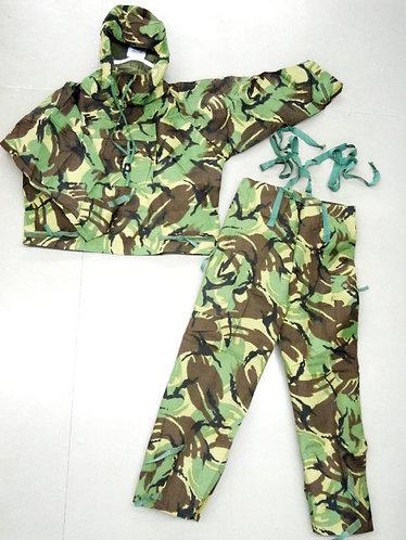 Dutch Army Surplus DPM Camo NBC Suit-Unused