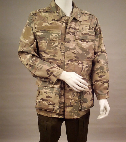 Multicam BDU Ripstop Combat  Shirt