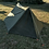 Thumbnail: US Army Surplus Canvas 1/2 Shelter-Unused-New