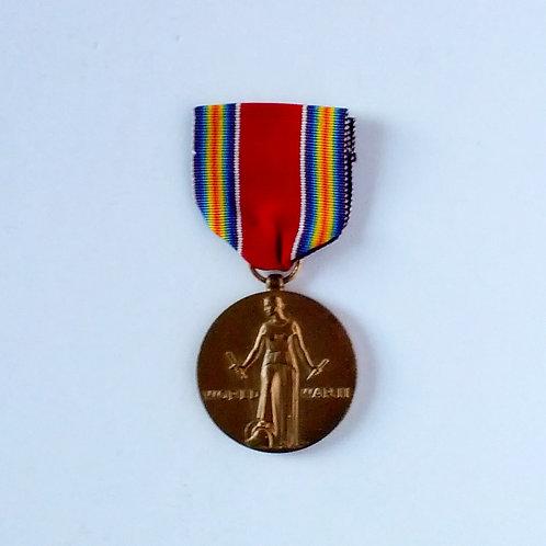 U.S. Military WW II Victory Medal