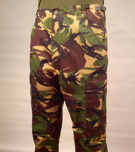 Woodland DPM BDU Pants