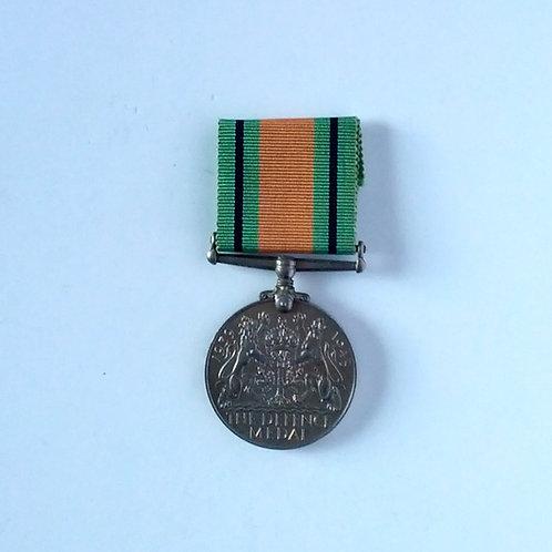 British WW 2 Defence Medal