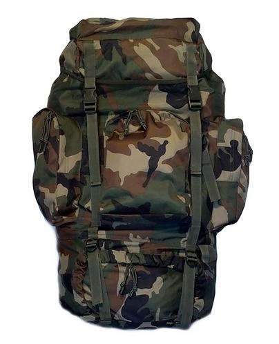 Woodland 80L Patrol Backpack-New