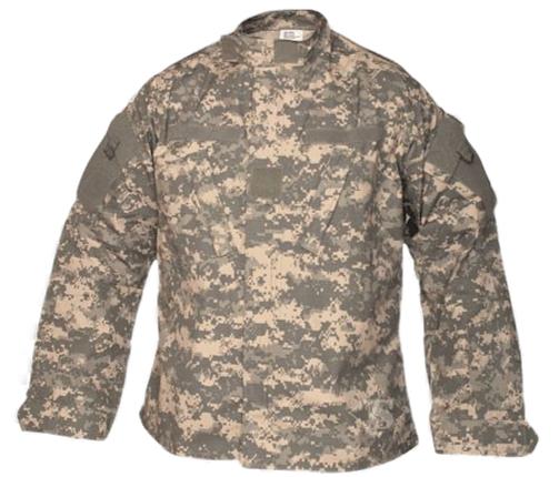 US Army Surplus ACU Combat Shirt