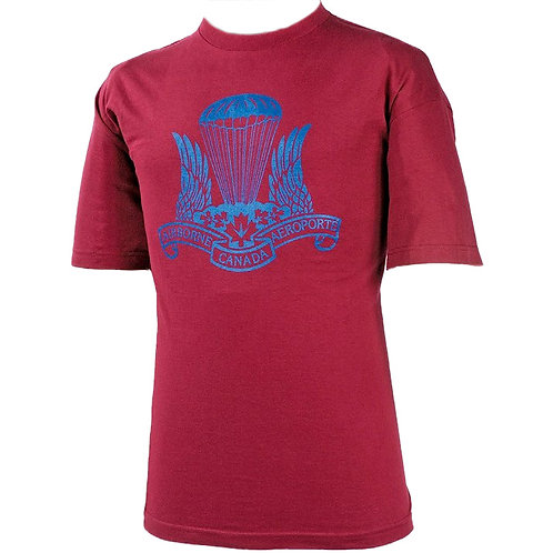 Canadian Airborne T-Shirt-New