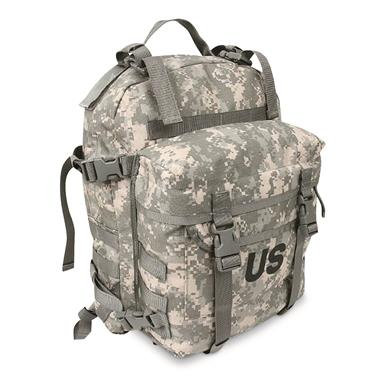 US Army Surplus ACU Molle II 3 Day Assault Pack