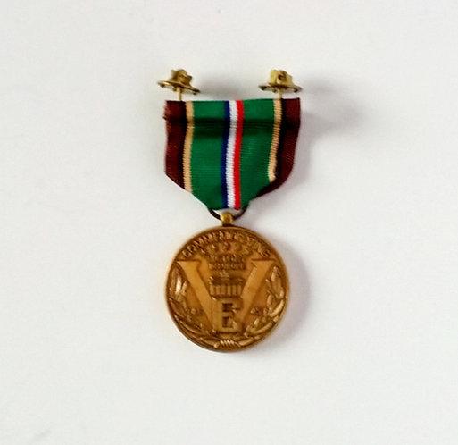 U.S. Victory In Europe Commemorative Medal