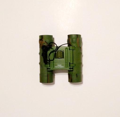 Camouflage Mil-Tec 10x25 genII Binoculars-New