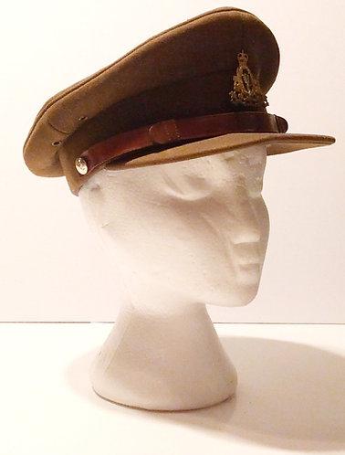 Canadian Army Surplus WW2 Visor Cap
