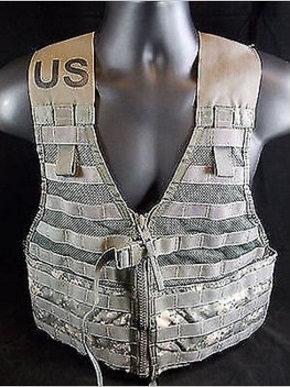 US Military Load Carrier Molle Vest