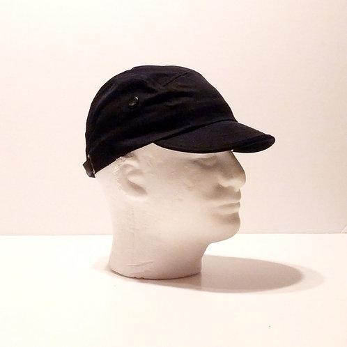 Black Belgium Army Style Gi Cap