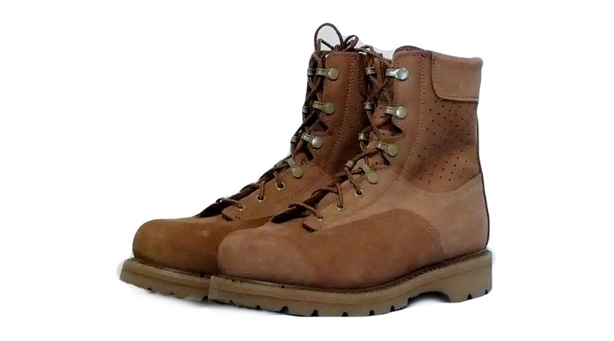 Canadian Army Surplus Hot Weather Boots - Used