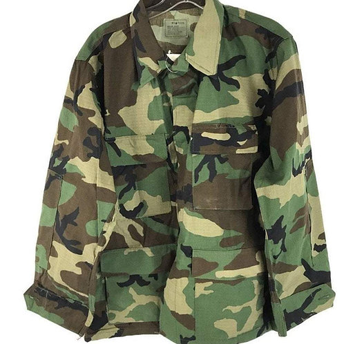 US Army Surplus Type 1 BDU Combat Shirt