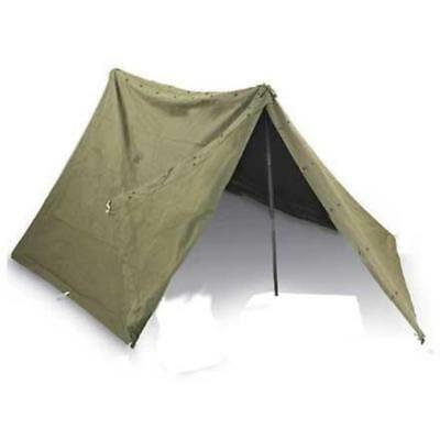 US Army Surplus Canvas 1/2 Shelter-Unused-New