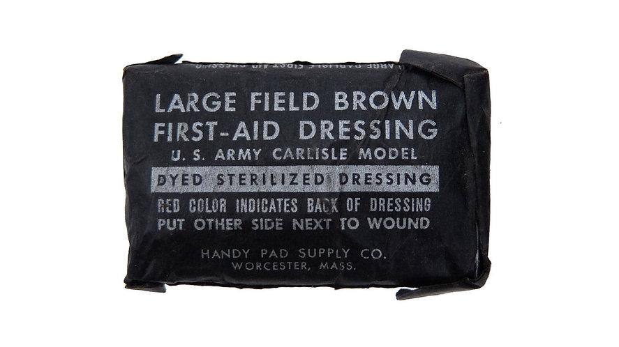 US Army Surplus WW2 Large Bandage-Unopened