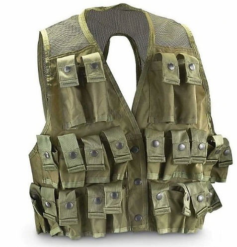 US Army Surplus 40mm Grenade Vest