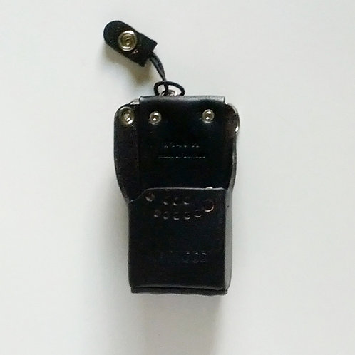 Kenwood #148K Leather Radio Pouch