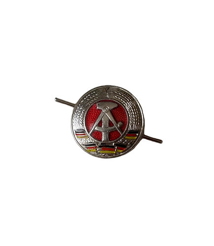 East Germany Soviet Military Hat Badge