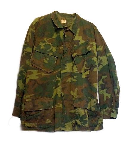 US Army Surplus 1969 ERDL Vietnam Issue Combat Shirt