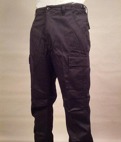 Black BDU Pants