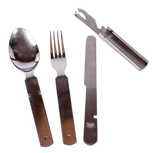 Surplus German Army 4 Pc. Cutlery Set