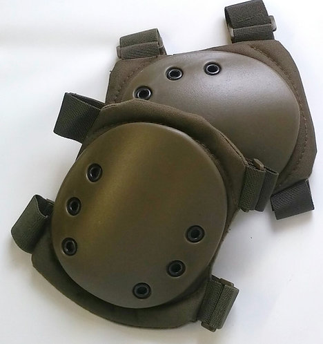 Olive Drab Tactical Knee Pads