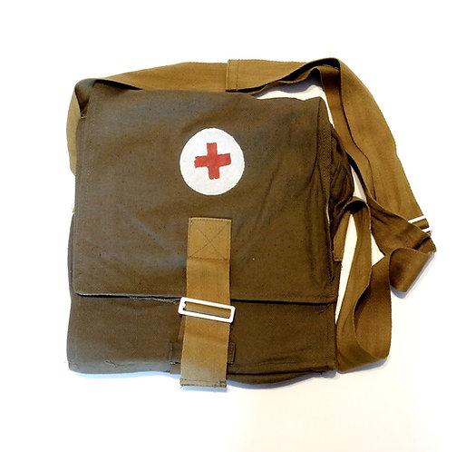 Soviet Army Surplus Combat First Aid Satchel