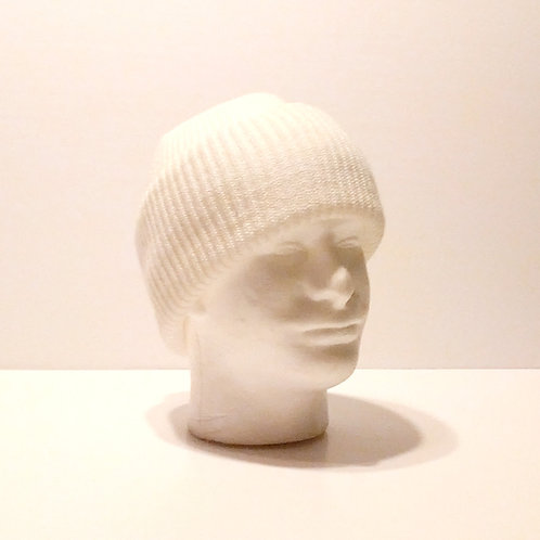 White Watchcap Toque