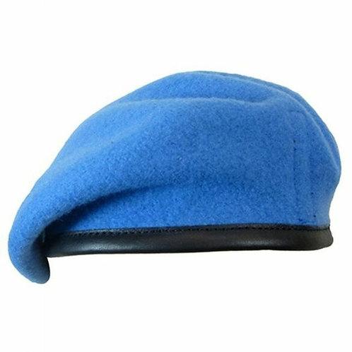 UN Peacekeeping Surplus Blue Wool Beret-Unused