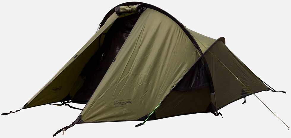Army Surplus Snugpak Scorpian 2 Tent