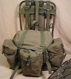Canadian Army Surplus 64 Pattern Rucksack