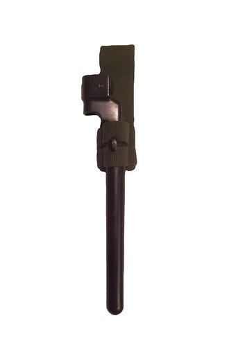Lee Enfield No. 4 MK II Spike Bayonet W/Sheath