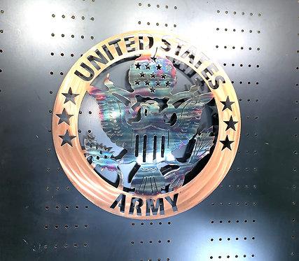 Round Military