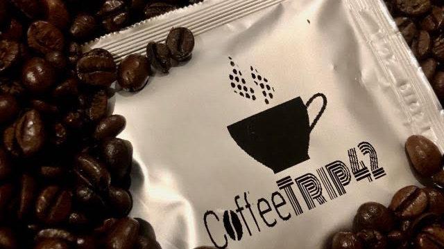 Coffeetrip42 Cialde/E.S.E compatible pods - Boxes of 150