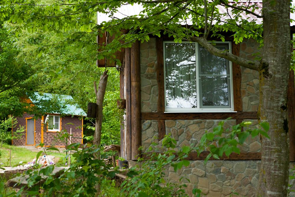 База отдыха Подкова, недорогой отдых в Сочи на природе, гостиница, русская баня на дровах, конные пр
