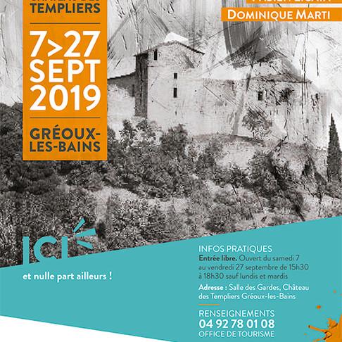 Exposition GREOUX-LES-BAINS 04