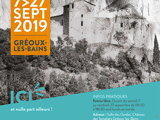 Exposition GREOUX-LES-BAINS 04