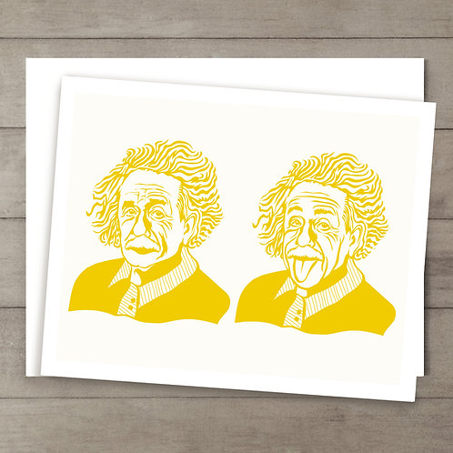Einstein Yellow Card