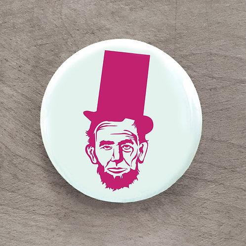 Abe Mint Pink Pin