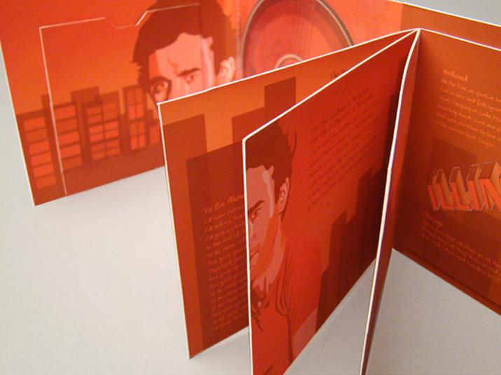 CD Case Design