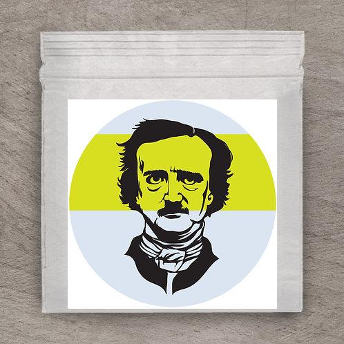 Edgar Allen Poe Sticker