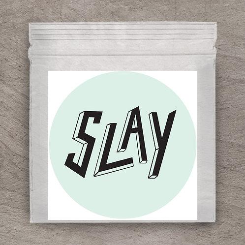 Slay Mint Sticker