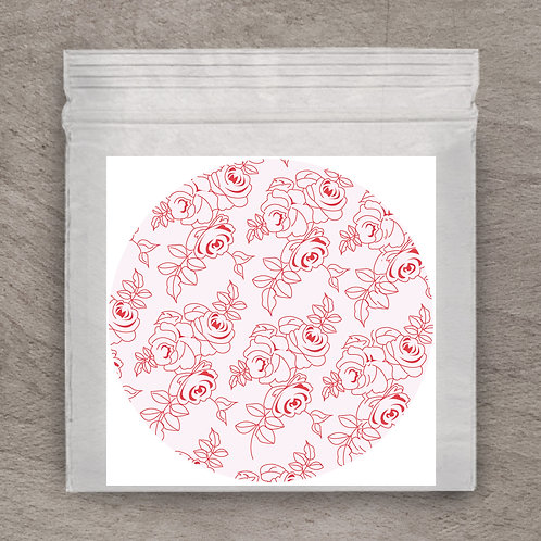 Pretty Rose Sticker