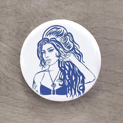 Amy Winehouse Pin