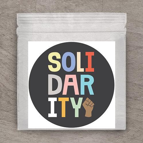 Solidarity Color Sticker