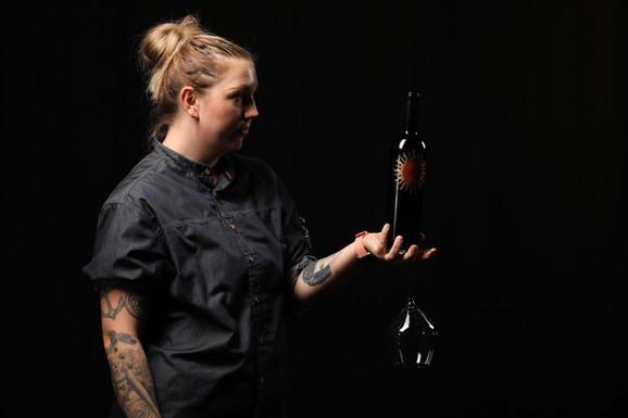 Sommelierutbildad servis till Restaurang Klara på Sunlight Hotell i Nyköping