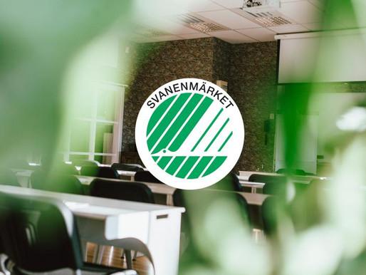 Hållbara, Svanenmärkta möten
