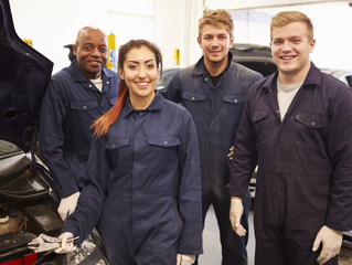Apprenticeship numbers on the rise